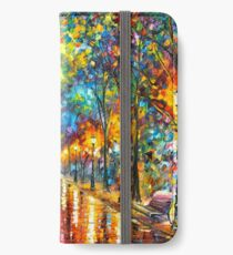 WHEN THE DREMS CAME TRUE - Leonid Afremov iPhone Wallet/Case/Skin