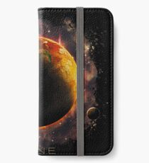 DUNE the spice must flow iPhone Wallet/Case/Skin