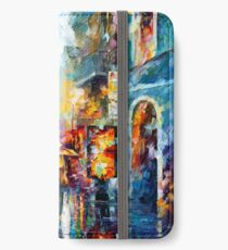 Melody of Passion - Leonid Afremov iPhone Wallet/Case/Skin