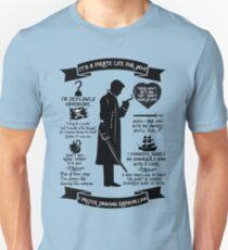 Captain Hook Quotes. OUAT. Killian Jones T-Shirt