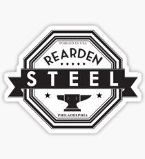 Rearden Steel Sticker