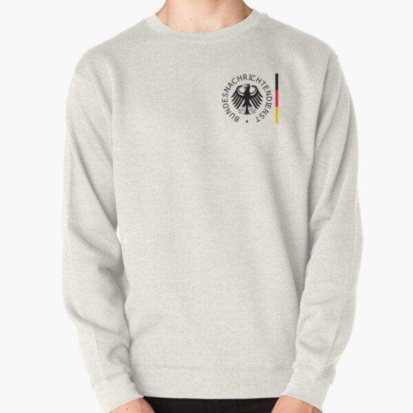 Bundesnachrichtendienst BND Federal Intelligence Service of Germany Pullover Sweatshirt