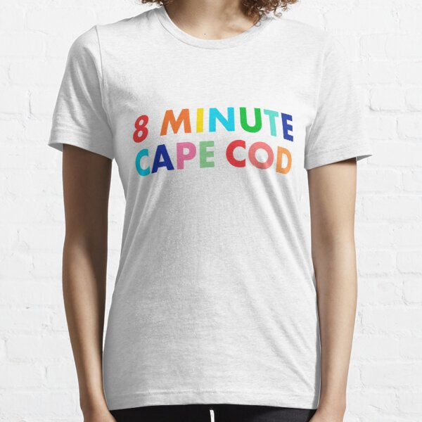 8 Minute Cape Cod - Vampire Weekend Essential T-Shirt