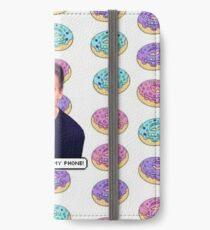 Joe Sugg-Donut Touch mein Handy Case iPhone Flip-Case/Hülle/Klebefolie