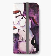 COURAGE - THE THINGS I DO FOR LOVE iPhone Wallet/Case/Skin