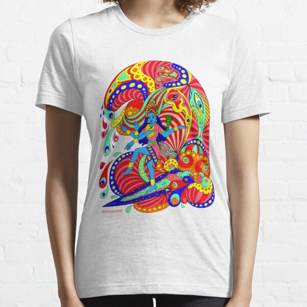 Shiva Surfing Essential T-Shirt
