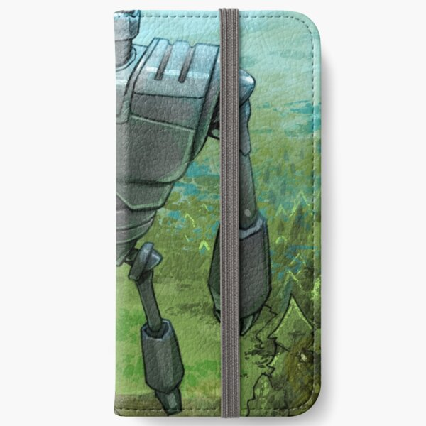 Iron Giant iPhone Wallet