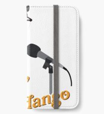 "Toast of London - ""I can hear you, Clem Fandango"" iPhone Wallet/Case/Skin"