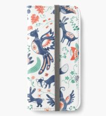 Nature in balance iPhone Wallet/Case/Skin