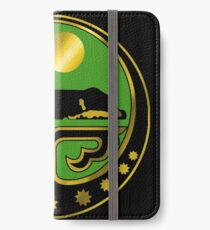 Chechen coat of arms iPhone Wallet/Case/Skin