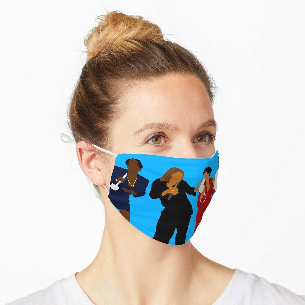 Keep Ya Head Up...WHAT!?!  Mask