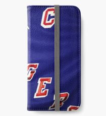 New York Rangers  iPhone Wallet/Case/Skin