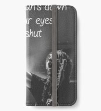awg qoute iPhone Wallet/Case/Skin