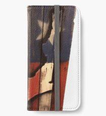 Vinilo o funda para iPhone Florida Patriotic - Pallets Estatales