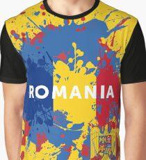 Romania Graphic T-Shirt