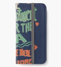 """Enchantment Under the Sea Dance"" iPhone Wallet/Case/Skin"