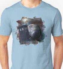 Time Flight 2 Unisex T-Shirt