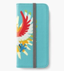 Ho-oh - 2nd Gen iPhone Wallet/Case/Skin