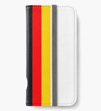 Vettel #5 iPhone Wallet/Case/Skin