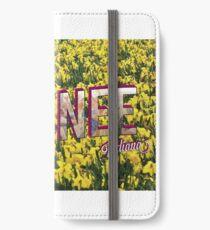 Pawnee Vintage Postcard iPhone Wallet/Case/Skin