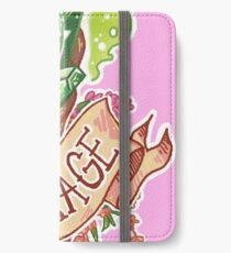 MAGE CLASS iPhone Wallet/Case/Skin