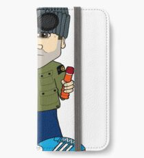 Football Casual iPhone Wallet/Case/Skin