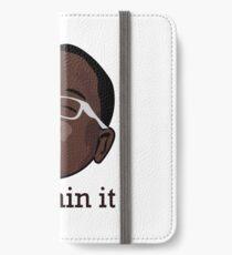 Hannibal iPhone Wallet/Case/Skin