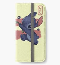 The Spirit of Ohana iPhone Wallet/Case/Skin