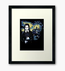 Starry Wednesday Night Framed Print