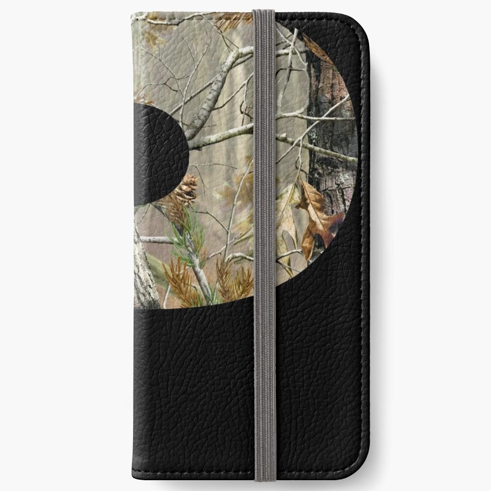 Kraftstoß Camo iPhone Flip-Case