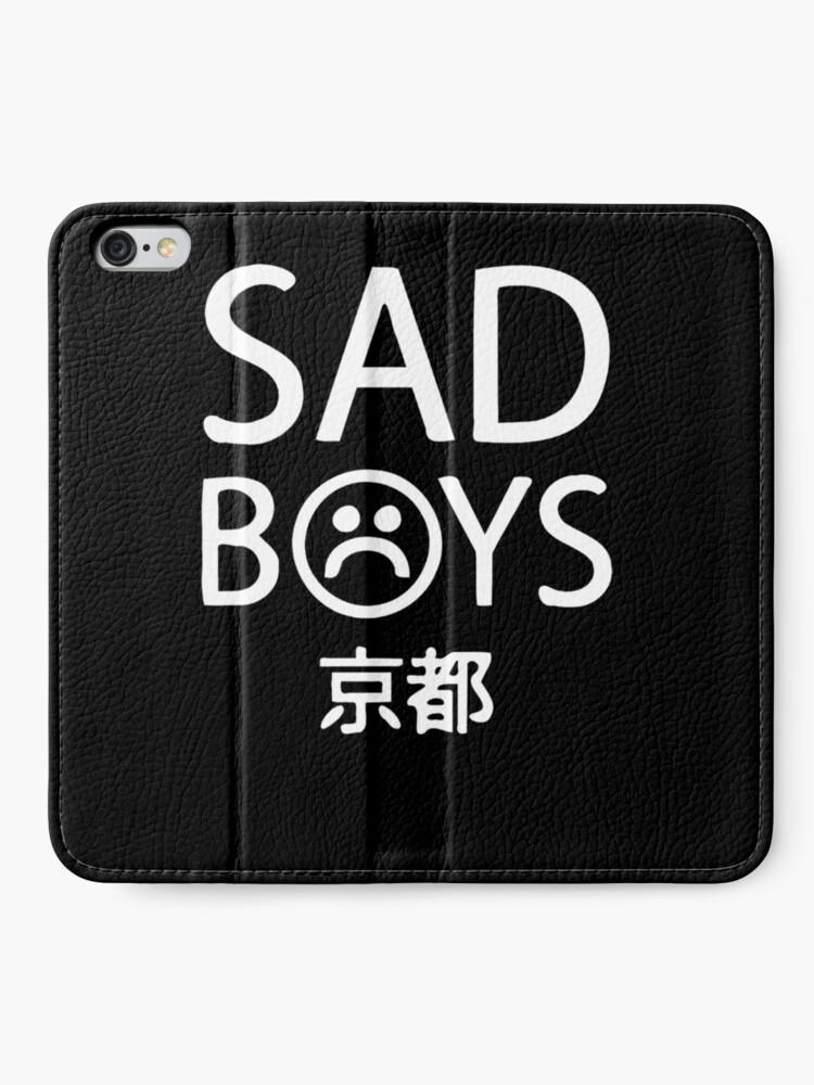 Yung Lean Sad Boys logo iphone case