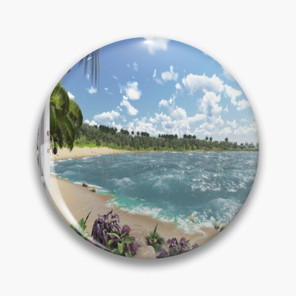 #Summer, #tropical, #beach, #water, sand, sea, island, travel, idyllic, sky, nature Pin