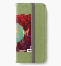 Triptic iPhone Wallet