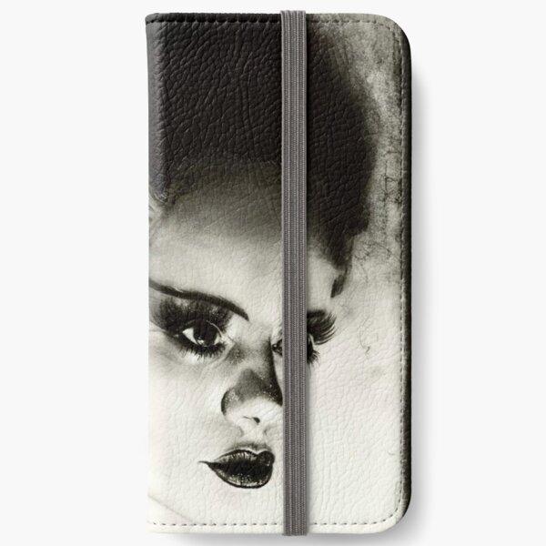 Bride of Frankenstein iPhone Wallet