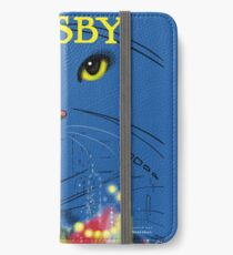 The Great Catsby iPhone Wallet/Case/Skin