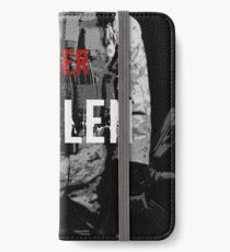 Remember the Fallen (RED) iPhone Wallet/Case/Skin