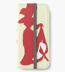 We Wants the Redhead! iPhone Wallet/Case/Skin