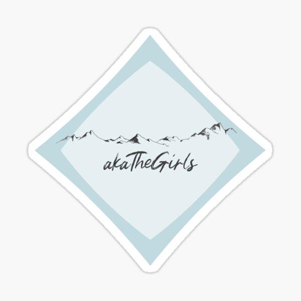 akaTheGirls Sticker