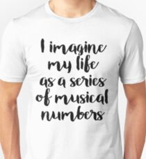 Life as a Musical Unisex T-Shirt