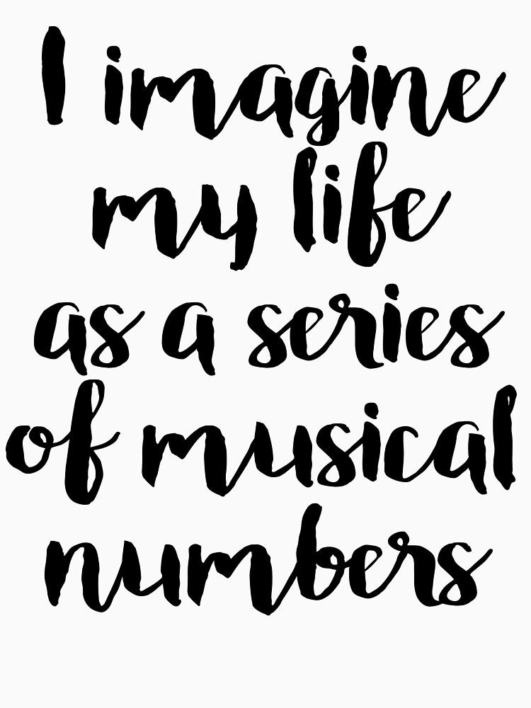 Life as a Musical | Unisex T-Shirt