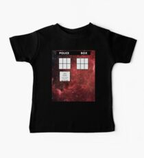 Through Time and Space Baby Tee