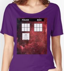 Through Time and Space Women's Relaxed Fit T-Shirt