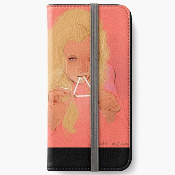 triangle eater iPhone Wallet