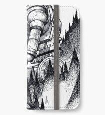 Iron Giant iPhone Wallet/Case/Skin