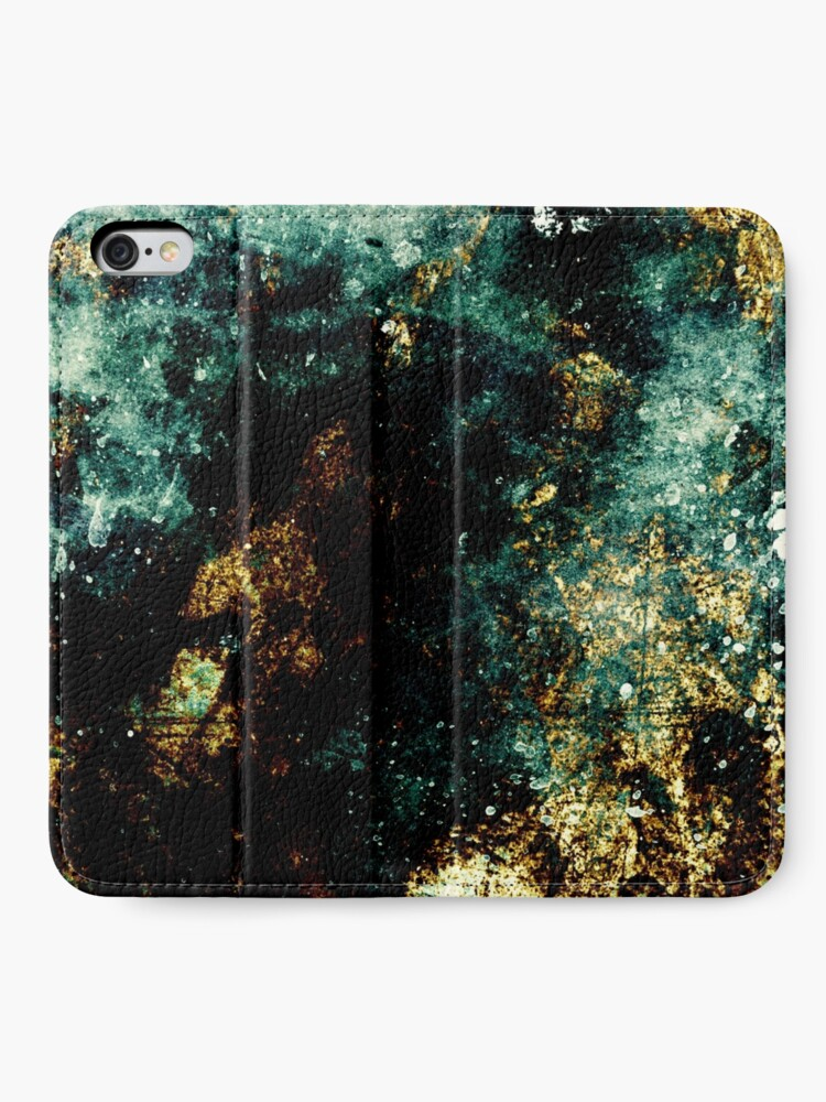 Alternate view of Abstract XIII iPhone Wallet