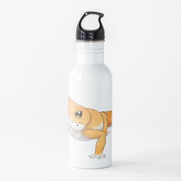 Tangerine Leopard Gecko Water Bottle