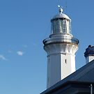 Green Cape Lighthouse 1 by Jennifer J Watson