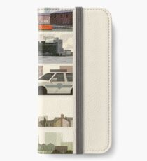 The Wire  iPhone Wallet/Case/Skin