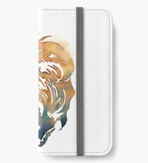 Midna Watercolor Design iPhone Wallet/Case/Skin