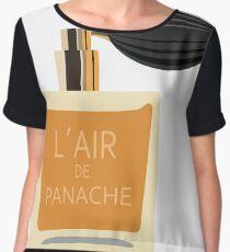 L´Air de Panache Women's Chiffon Top